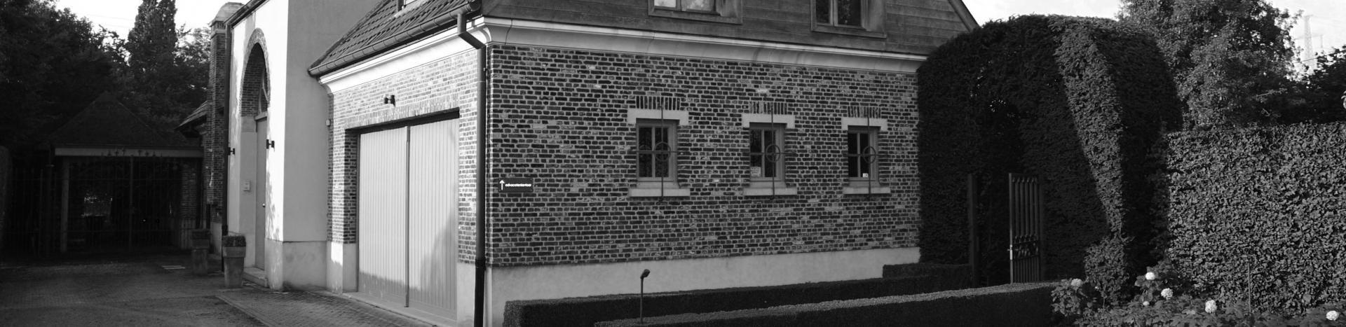 Kantoor buiten rechts